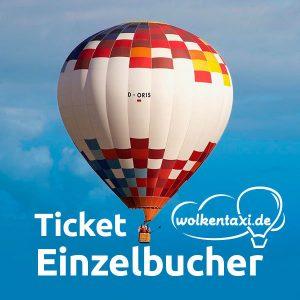 Ballonfahrt-Ticket